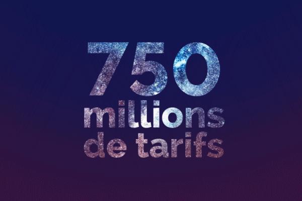 Imprimeriedunet c'est 750 millions de combinaisons tarifaires à prix discount et livraison express