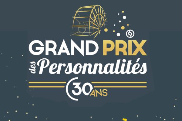 Grand Prix des Personnalités 2018, conception et impression Imprimeriedunet